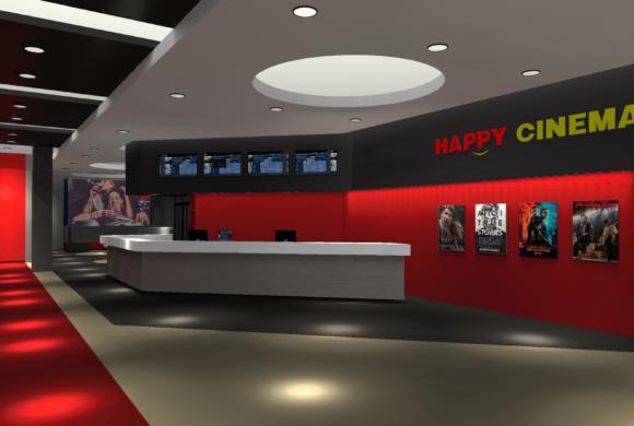 Premieră în România: primul cinematograf amplasat într-un strip mall!