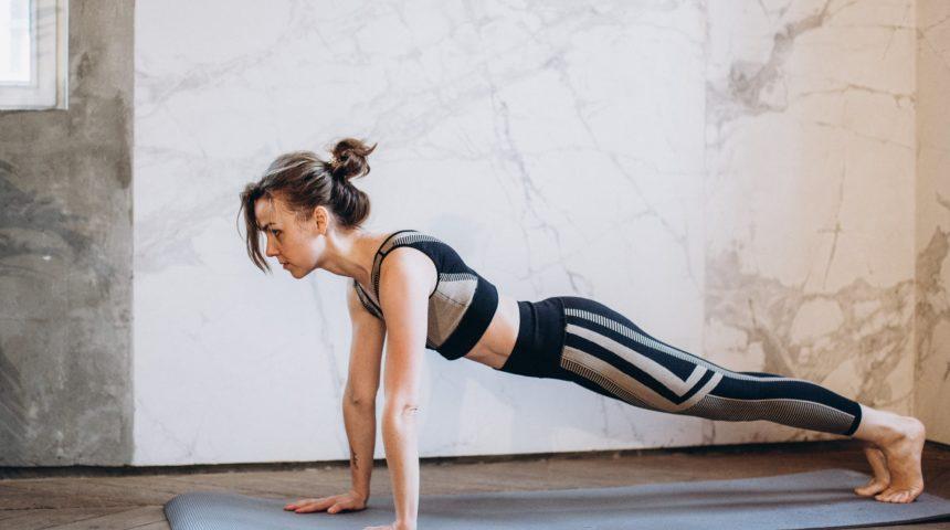Cum poți face sport de acasă
